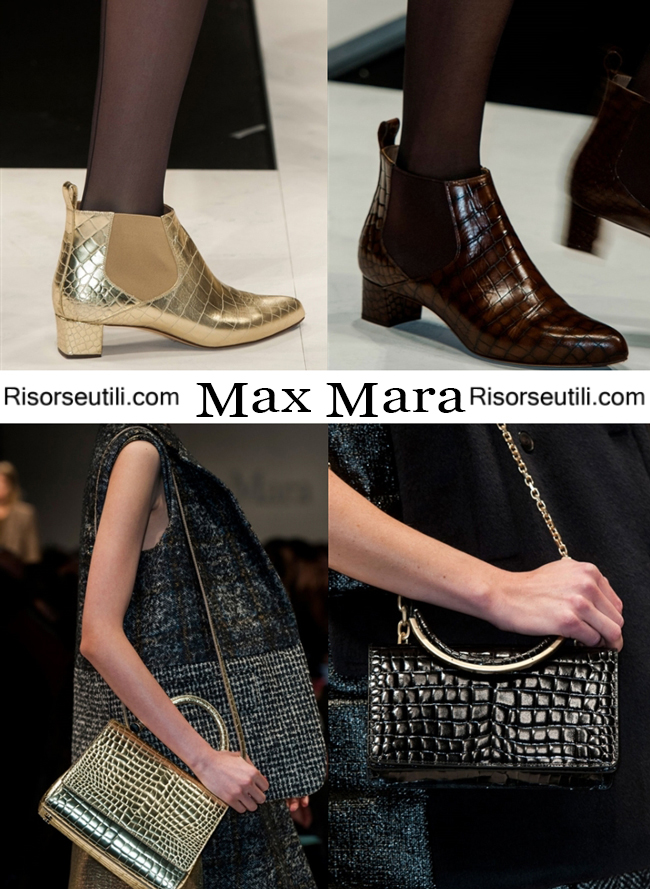 Fashion bags Max Mara and shoes Max Mara