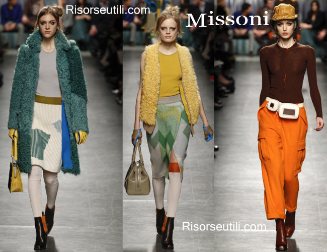 Fashion bags Missoni and shoes Missoni