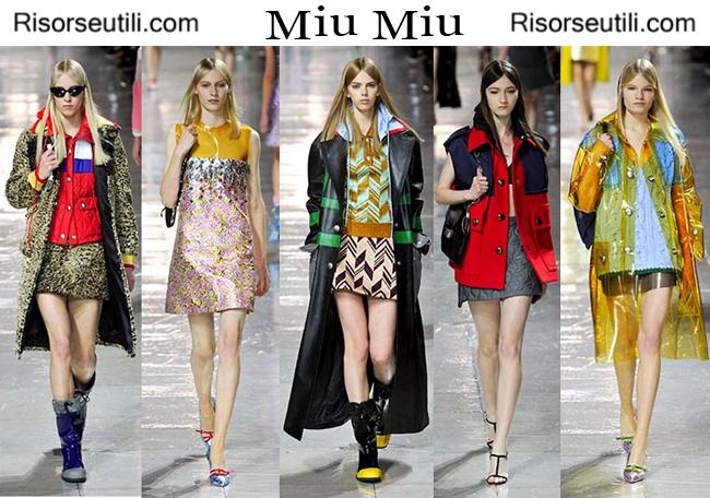 Fashion bags Miu Miu and shoes Miu Miu