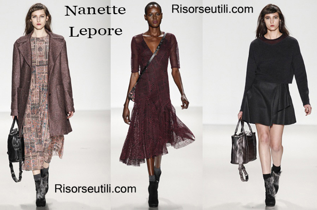 Fashion bags Nanette Lepore and shoes Nanette Lepore
