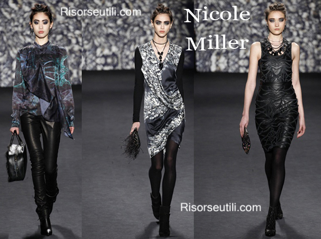Fashion bags Nicole Miller and shoes Nicole Miller