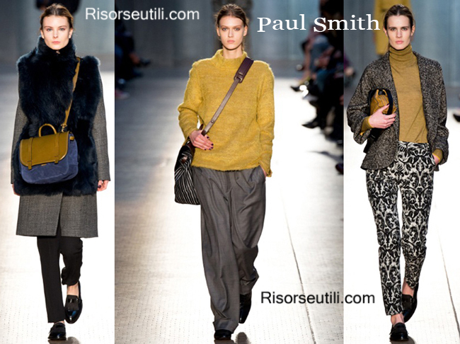 Fashion bags Paul Smith and shoes Paul Smith