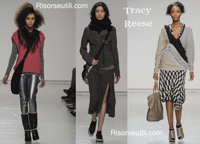 Fashion bags Tracy Reese and shoes Tracy Reese