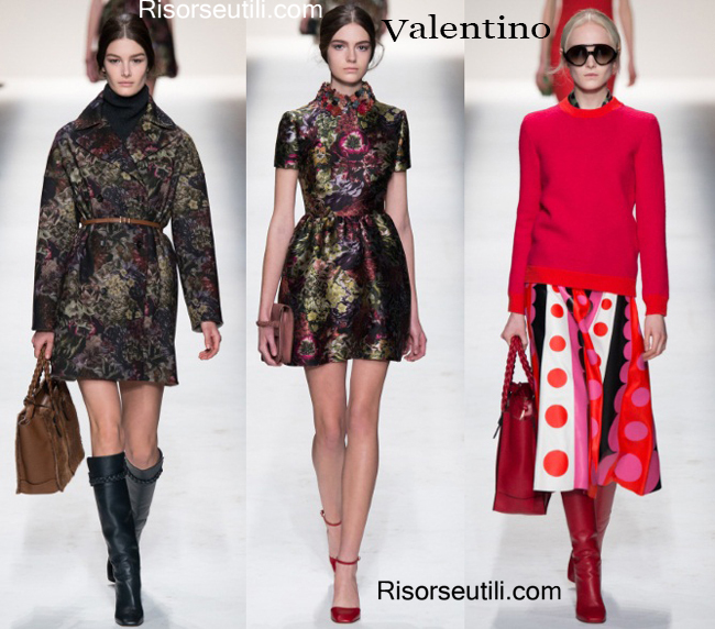 Fashion bags Valentino and shoes Valentino