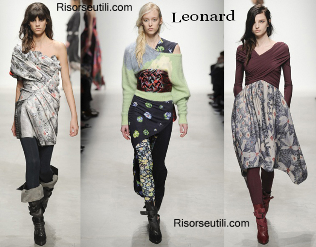 Fashion boots Leonard and shoes Leonard