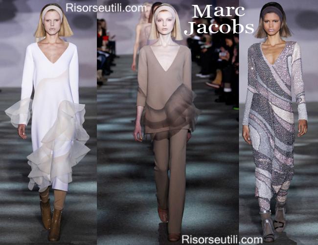 Fashion clothing Marc Jacobs fall winter 2014 2015
