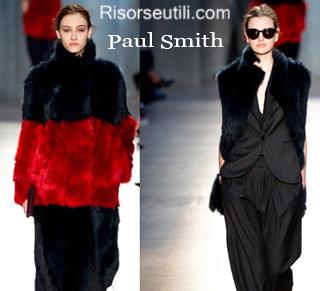 Fashion clothing Paul Smith fall winter 2014 2015 womenswear