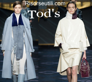 Fashion clothing Tods fall winter 2014 2015 womenswear