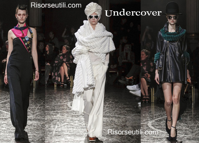 Fashion clothing Undercover fall winter 2014 2015