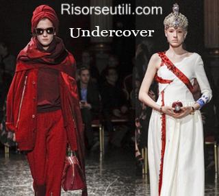 Fashion clothing Undercover fall winter 2014 2015 womenswear