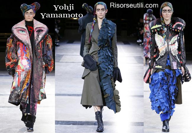 Gloves Yohji Yamamoto and shoes Yohji Yamamoto