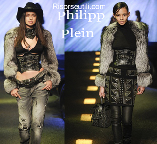 Clothing Philipp Plein fall winter 2014 2015 womenswear