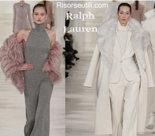 Clothing Ralph Lauren fall winter 2014 2015 womenswear