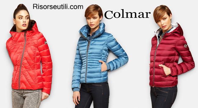 Down jackets Colmar fall winter