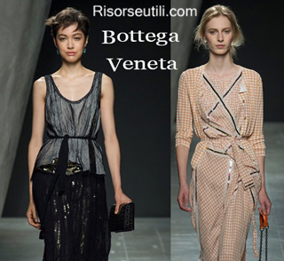 Dresses Bottega Veneta spring summer 2015 womenswear