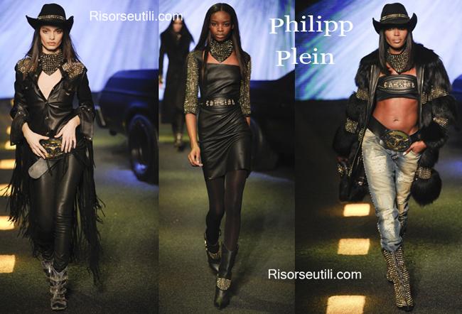 Fashion Clothing Philipp Plein fall winter womenswear