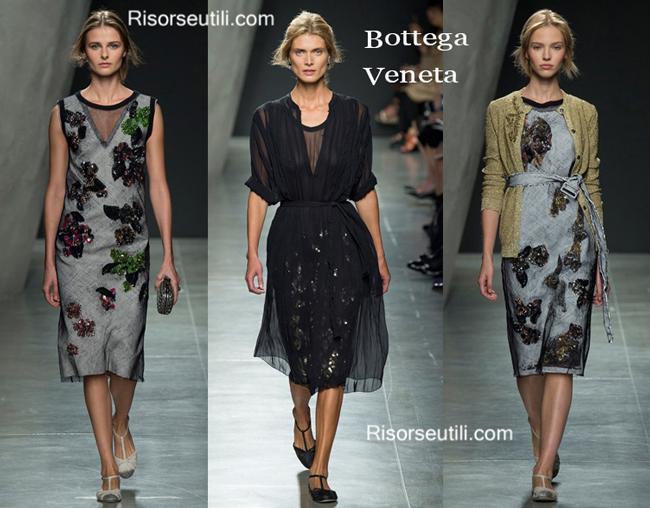Fashion dresses Bottega Veneta spring summer