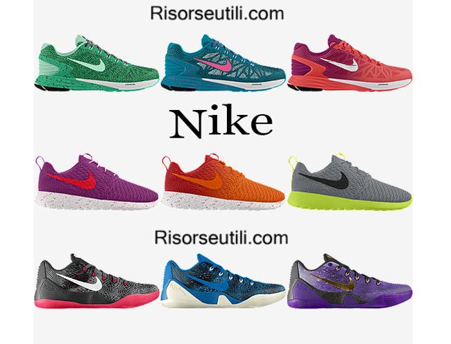 Footwear Nike spring summer.