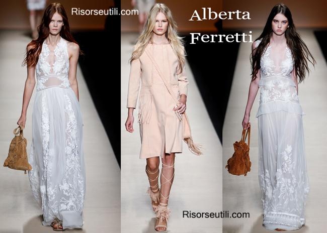 Handbags Alberta Ferretti and shoes Alberta Ferretti