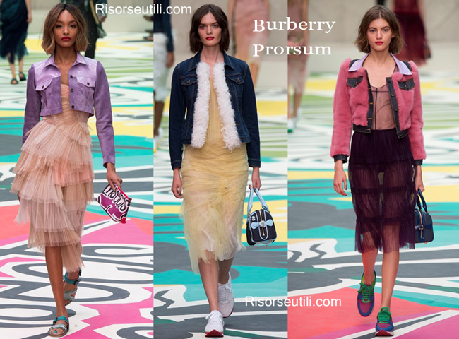 Handbags Burberry Prorsum and shoes Burberry Prorsum