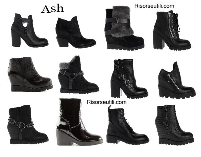 Shoes Ash fall winter womenswear