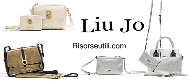 Bags Liu Jo fall winter 2015 2016 womenswear handbags