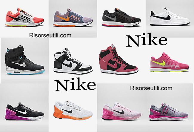 Sneakers Nike spring summer