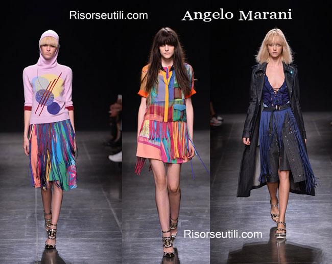 Accessories Angelo Marani spring summer womenswear 2015