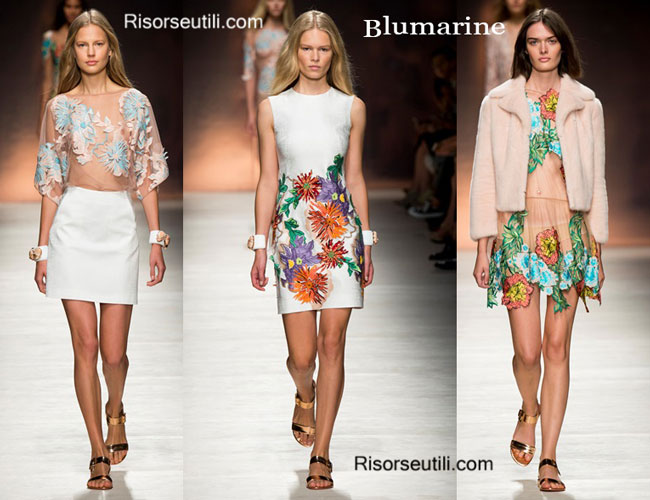 Accessories Blumarine spring summer 2015