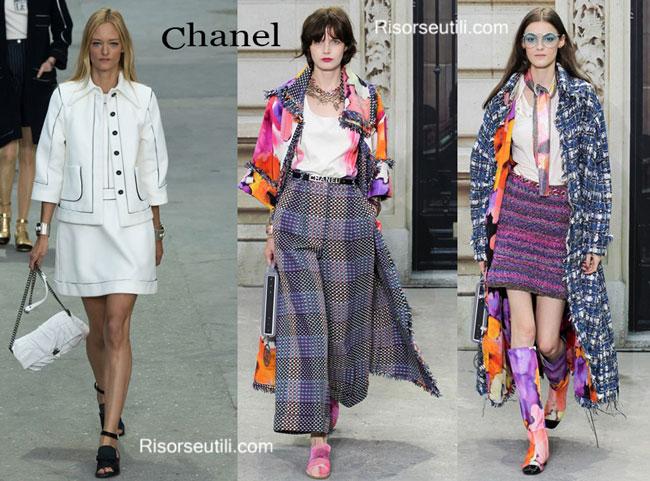 Accessories Chanel spring summer 2015