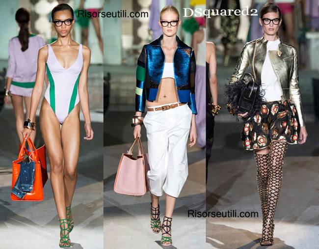 Accessories DSquared2 spring summer 2015