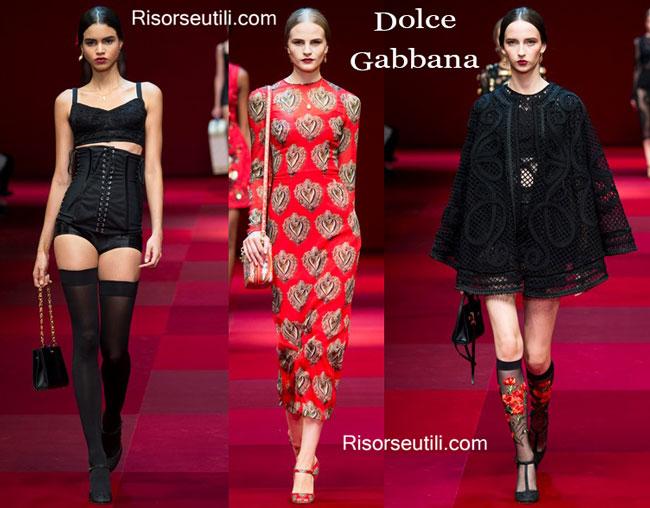 Accessories Dolce Gabbana spring summer 2015
