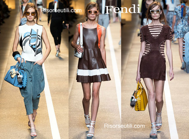 Accessories Fendi spring summer 2015