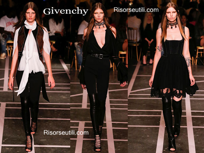 Accessories Givenchy spring summer 2015
