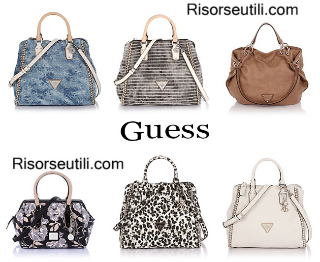 Bags Guess spring summer 2015 womenswear