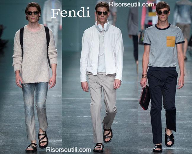 Clothing accessories Fendi spring summer 2015