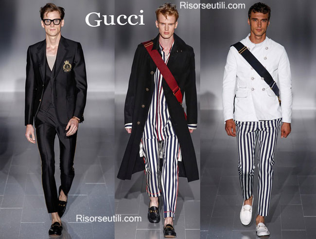 Clothing accessories Gucci spring summer 2015
