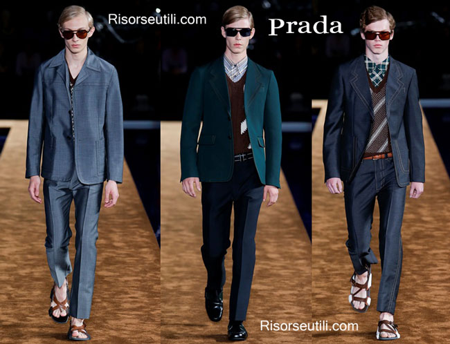 Clothing accessories Prada spring summer 2015