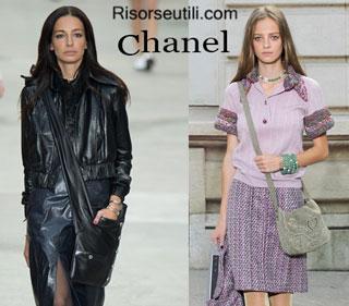 Fashion dresses Chanel spring summer 2015 womenswear