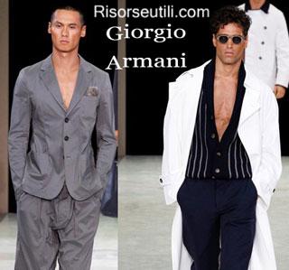 Fashion dresses Giorgio Armani spring summer 2015 menswear.jpg b31826be4f05a