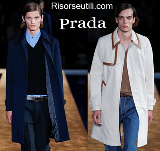 Fashion dresses Prada spring summer 2015 menswear