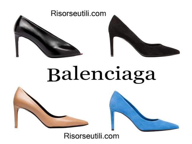Footwear Balenciaga spring summer 2015