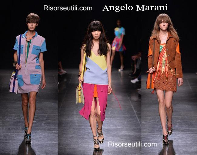 Handbags Angelo Marani and shoes Angelo Marani 2015