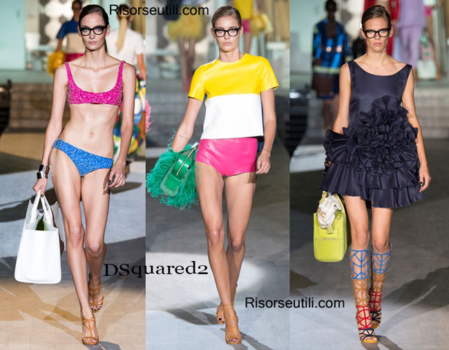 Handbags DSquared2 and shoes DSquared2 2015