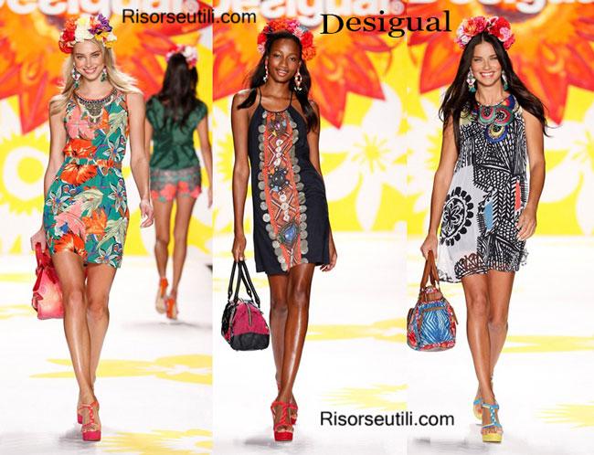 Handbags Desigual and shoes Desigual 2015