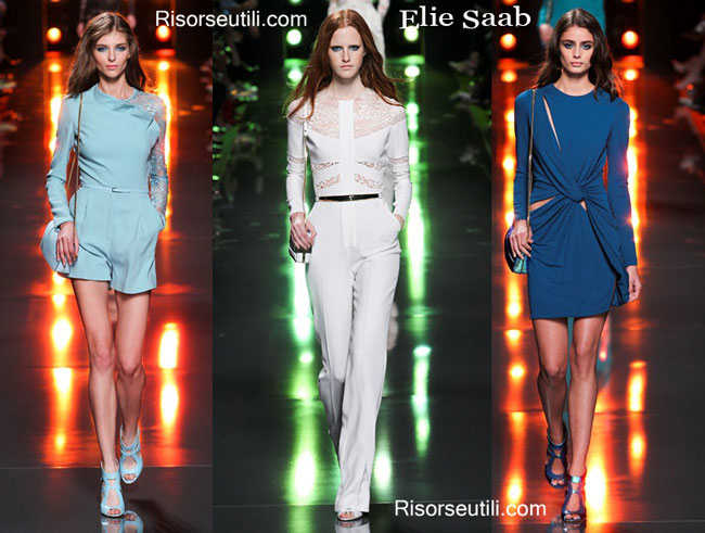 Handbags Elie Saab and shoes Elie Saab 2015