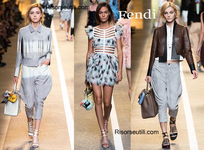 Handbags Fendi and shoes Fendi 2015