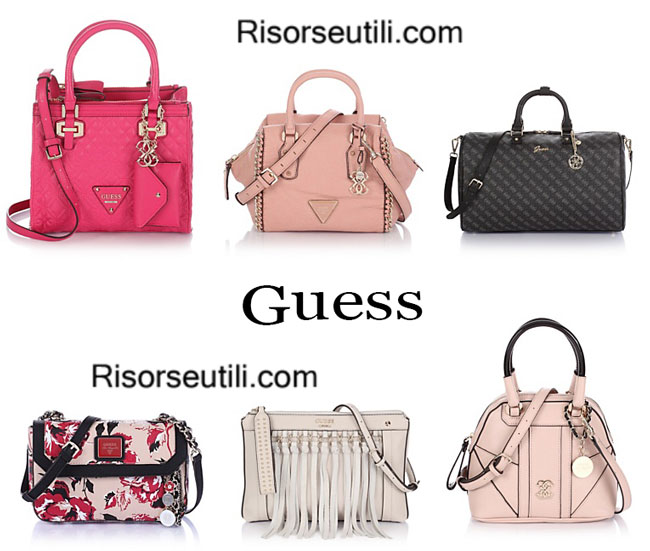 28567083fc13 Bags Guess spring summer 2015 womenswear handbags