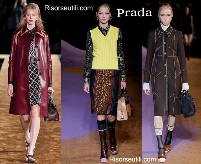 Handbags Prada and shoes Prada 2015