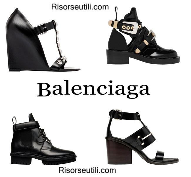 Shoes Balenciaga spring summer 2015